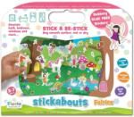 Fiesta Crafts Stickere Zane Stickabouts Fiesta Crafts FCT-2822 - bekid Decoratiune camera copii