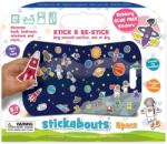 Fiesta Crafts Stickere Spatiu Stickabouts Fiesta Crafts FCT-2892 - bekid Decoratiune camera copii