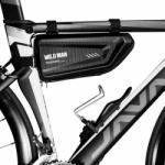 WILDMAN Hardpouch Bike Mount Purse E4 Black