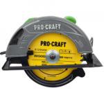 PRO-CRAFT KR2830 Fierastrau circular manual