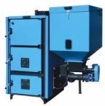 Thermostahl MCL BIO 500-581 kW (MCLBIO500) Boilere