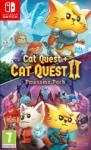 PQube Cat Quest + Cat Quest II Pawsome Pack (Switch) Software - jocuri