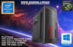 Royal Hardware Royal Gamer v7.2 Számítógép konfiguráció