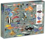 Galison Пъзел Galison от 1000 части - Подводно гмуркане
