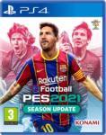 Konami eFootball PES 2021 Pro Evolution Soccer Season Update (PS4) Software - jocuri