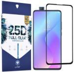 Lito Folie Sticla Xiaomi Redmi K20 Pro Lito 2.5D Full Glue Full Cover Cu Rama - Negru c30052245