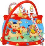 Baby Mix Saltea de joaca pentru copii Horse Carousel (TK3400C) - dmkids
