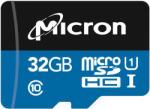 Micron microSDHC i200 32GB MTSD032AHC6MS-1WT