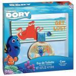 Disney Детски подаръчен комплект Finding Dory - 30 мл. тоалетна вода, несесер за моливи