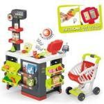 Smoby Magazin Pentru Copii Smoby Super Market Cu Accesorii (hubnS7600350213)