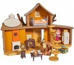 Simba Toys Jucarie Simba Masha And The Bear Big Bear House (hubnS109301032)