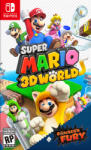 Nintendo Super Mario 3D World + Bowser's Fury (Switch) Software - jocuri