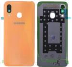 Samsung Capac baterie Samsung Galaxy A40 A405 Original Coral Orange (GH82-19406D)