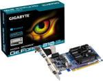 GIGABYTE GeForce 210 1GB GDDR3 64bit (GV-N210D3-1GI) Видео карти
