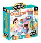 Headu Prima mea Bucatarie Montessori Headu (HE21468) Bucatarie copii