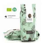 Hardy Caffe Cafea boabe premium 1kg Zanzibar Organic, Hardy Caffe (GTC-02ZBB-HAR)
