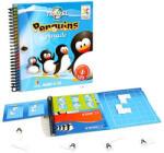SmartGames Parada de pinguini - joc de puzzle cu instrucţiuni în lb. maghiară (16990 182)