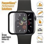 PanzerGlass SmartWatch - Apple Watch 4/5/6/SE (40 mm) készülékekhez, fekete színű (2016)