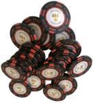 MagazinulDeSah Jeton Poker Montecarlo 14 grame Clay, inscriptionat 100