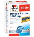 Doppelherz Omega-3 extra 1000 mg, 120 capsule, Doppelherz