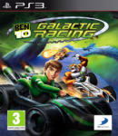 D3 Publisher Ben 10 Galactic Racing (PS3) Játékprogram