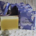 Olivia Natural HabBaba szappan 90g