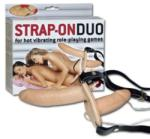 Duo (Strap-On) Vibrator