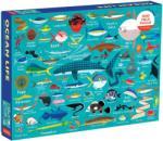 Galison Пъзел Galison от 1000 части - Животът в океана