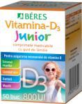 BÉRES Vitamina D3 Junior 800 UI, 50 comprimate masticabile, Beres
