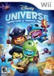Disney Disney Universe (Wii) Játékprogram