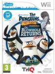 THQ The Penguins of Madagascar Dr Blowhole Returns Again! (Wii) Software - jocuri