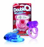 Screaming O Double O vibrációs gyűrű - kék