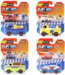 Flair Toys Flip Cars: Átalakuló kisautó többféle változatban 1 db