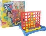 Funville Детска настолна игра Funville - Линия от 4 (61136)