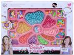 MK Toys Ékszerkészítő szett színes gyöngyökkel és virágokkal