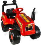 BJ PLASTIC Mega Traktor BJ PLASTIC - red (carubebe_723-red)