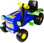 BJ PLASTIC Tractor Willy BJ PLASTIC - blue (carubebe_722-blue)