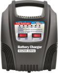Streetwize Incarcator acumulator auto automat marca Streetwize 6/ 12V 10Amp redresor cu led nivel incarcare a bateriei Kft Auto (SWBCLED10)