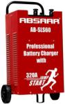 Absaar Redresor baterie auto si Robot Pornire Absaar SL60, 12V-24V, 60Amp, Starter 320Amp Kft Auto (635760)