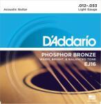 D'Addario EJ16 - muziker