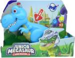 Mighty Megasaur DINOZAUR Junior Cyberworld T-Rex Albastru (BBFO16956B)