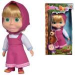 Simba Toys Смееща се кукла Маша - 30 см. Simba - 109301074 - igra4ka