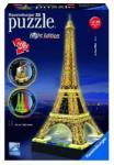 Ravensburger Светещ 3D Пъзел Айфеловата кула в Париж Ravensburger - 706620 - igra4ka