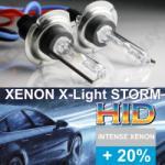 X-Light STORM Bec Xenon X-Light STORM - crazysheep
