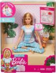 Mattel Barbie Breathe with Me Meditation GMJ72 Papusa Barbie
