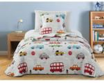 Atenas Cuvertura pat copii cu masinute Patura