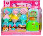 Roben Toys Set accesorii patiserie cu prajitor de paine (RD-403) Bucatarie copii