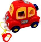 Dongguan City Jiaheng Toys Co КОЛА ЗА ДЪРПАНЕ С ЕЛЕМЕНТИ ЗА ВГРАЖДАНЕ 0313 М12-084 (960067)