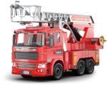 Wiky Vehicles Tűzoltókocsi - összecsukható modell 40 cm (WKW008880)
