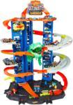 Mattel City - Garázs T-Rex-szel (GJL14)